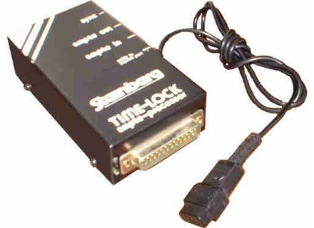 Steinberg Time-Lock SMPTE Processor