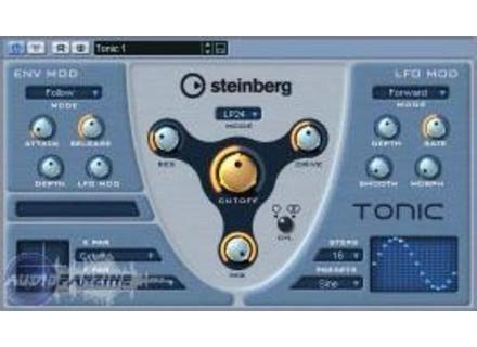 Steinberg Tonic