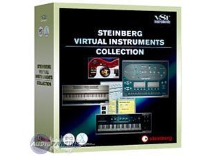 Steinberg Virtual Instruments Collection