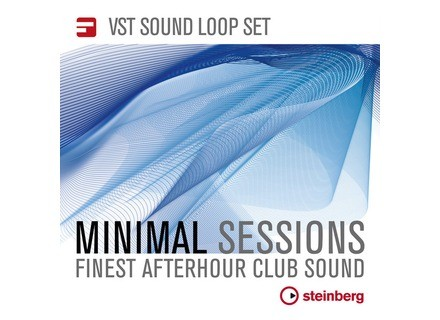 Steinberg VST Sound Loop Set : Minimal Sessions