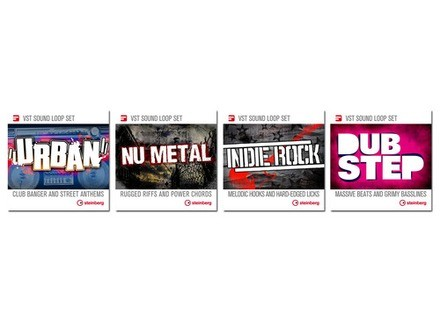 Steinberg VST Sound Loop Sets