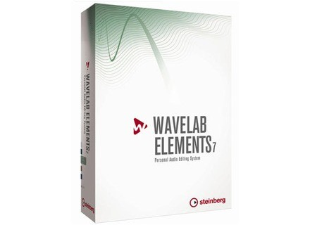 Steinberg WaveLab 7 Elements