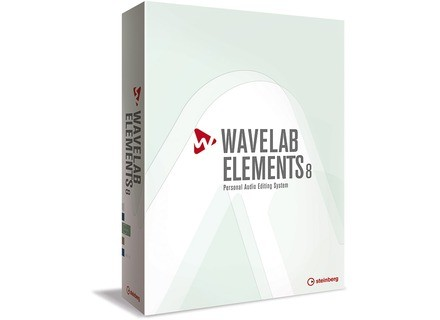 Steinberg WaveLab Elements 8