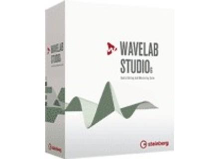 Steinberg Wavelab studio 6