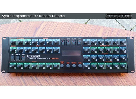Stereoping Synth Programmer for Chroma
