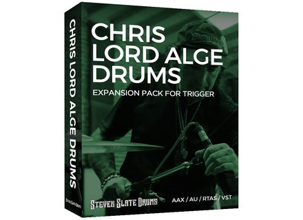 Steven Slate Drums Chris Lord Alge Drums for Trigger