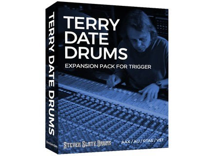 Steven Slate Drums Terry Date Drums for Trigger