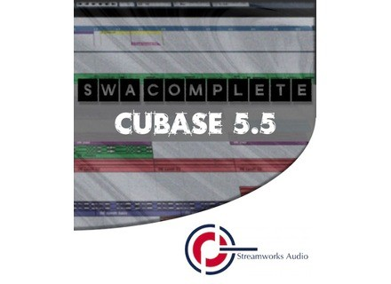 Streamworks Audio SWA Complete Cubase 5.5