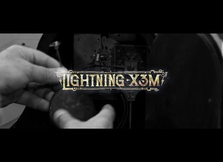 Strezov Sampling Lightning X3M
