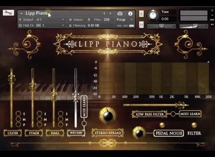 Strezov Sampling Lipp Piano