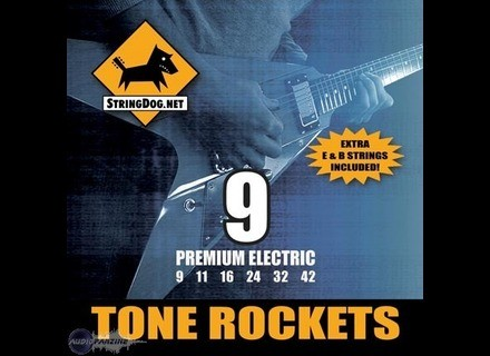 StringDog.net Tone Rockets Premium Electric