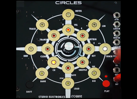 Studio Electronics Circles