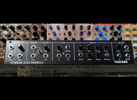 Studio Electronics Toolbar