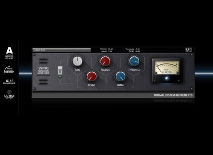 Studio Toolz SSi Pro Analogue Modeled Gate