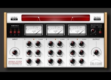 Studio Toolz Tri-Comp Multiband Compressor