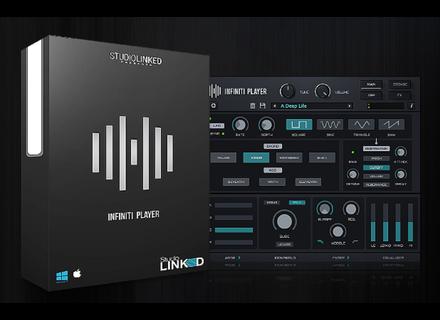 StudioLinkedVST Infinity Player