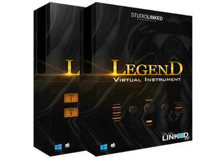 StudioLinkedVST Legend Collection