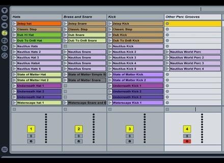 Subaqueous Dubstep Midi Drum Grooves
