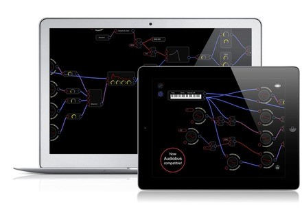 Subatomic Software Audulus 2 App