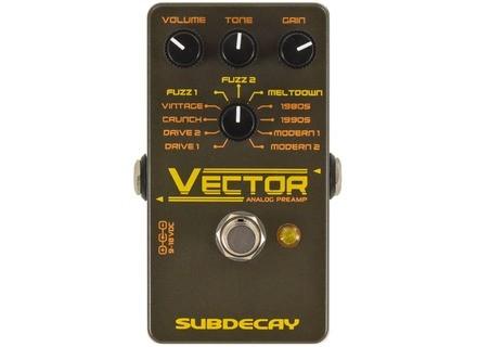 Subdecay Studios Vector