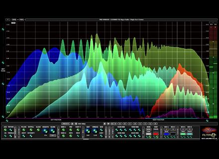 Sugar Audio Filterizor Q Pro