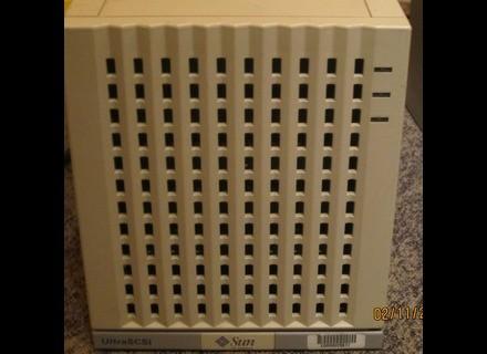 Sun Microsystems ultra SCSI