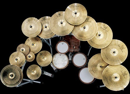 Supernatural Cymbals Constellation Series