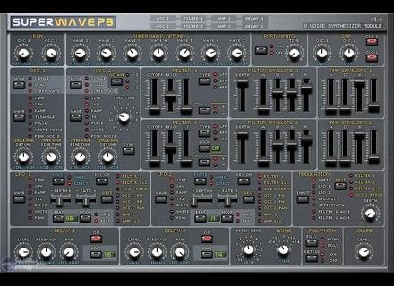 Superwave P8 [Freeware]