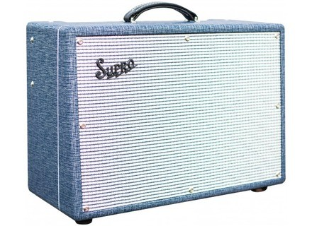 Supro 1648RT Saturn Verb