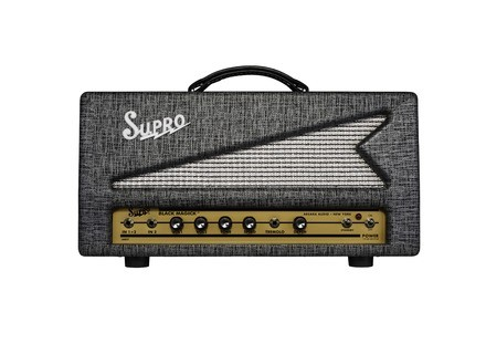 Supro 1695TH Black Magick Head