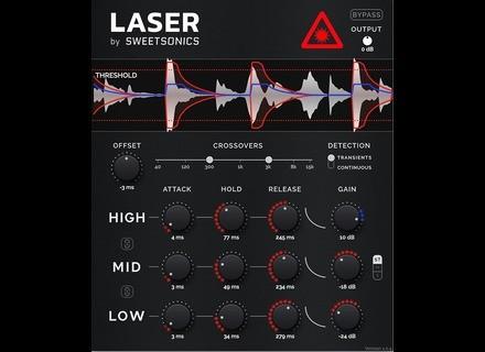Sweetsonics Laser
