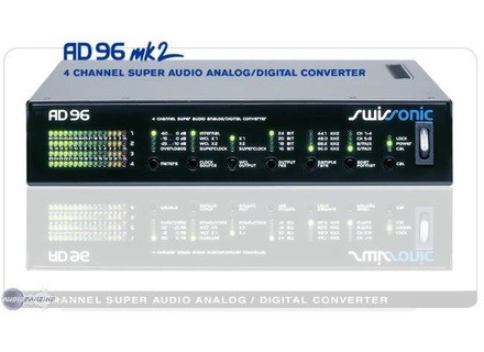 Swissonic AD96 MkII