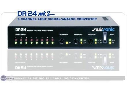 Swissonic DA24 MkII