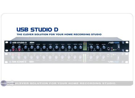 Swissonic USB Studio D