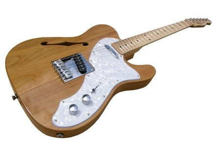 Sx Guitars Telecaster Thinline