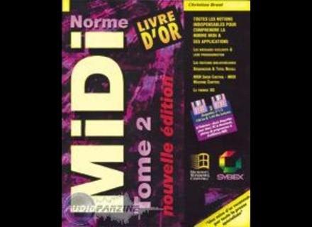 Sybex Le Livre d'Or de La Norme MIDI