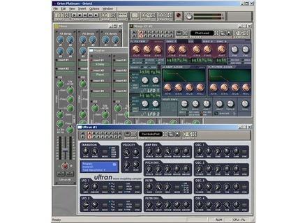 Synapse Audio Orion Platinum 5.x