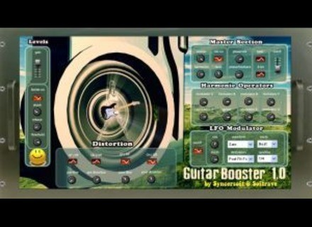 SyncerSoft GuitarBooster
