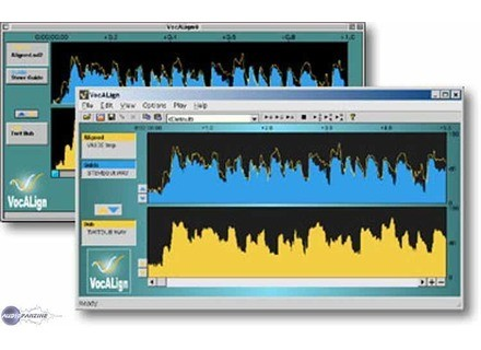 Synchro Arts VocAlign Project Plug-in