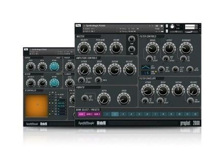 Synth Magic P2000