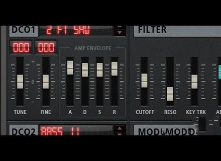 Synth Magic P8000
