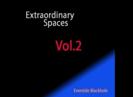 Synth-Presets Extraordinary Spaces Vol.2