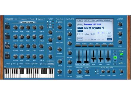 Synthblitz Audio Nitroflex 2