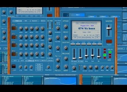 Synthblitz Audio Nitroflex