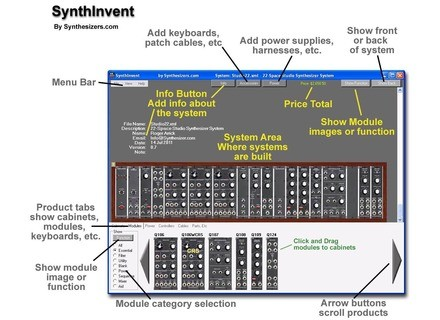 Synthesizers.com SynthInvent [Freeware]
