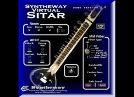Syntheway Virtual Sitar