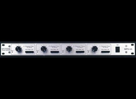 Sytek Audio Systems MPX-4A