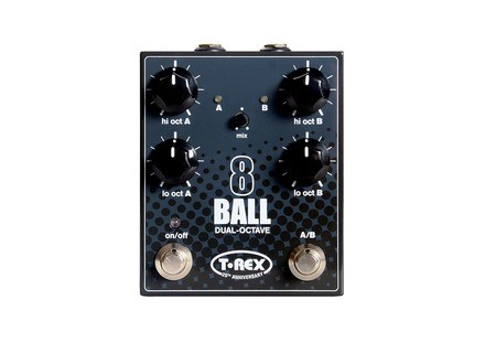 T-Rex Engineering 8 Ball Dual-Octaver