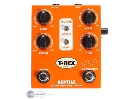 User reviews: T-Rex Engineering Reptile - Audiofanzine