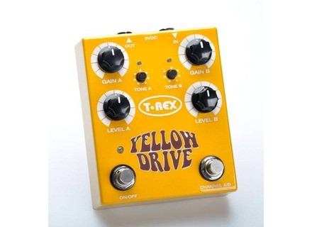 T-Rex Engineering Yellow Drive